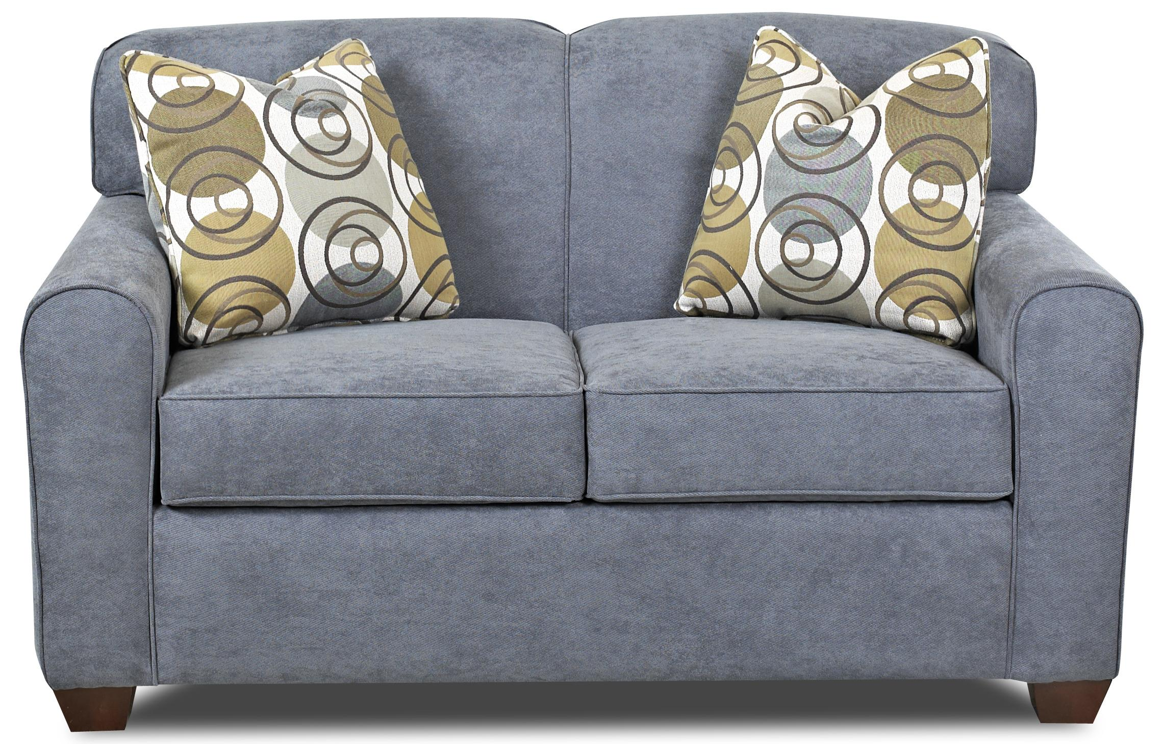 Zuma  Loveseat by Klaussner at Northeast Factory Direct