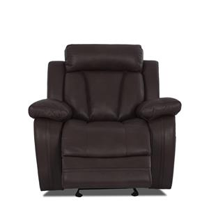 Casual Gliding Recliner Chair