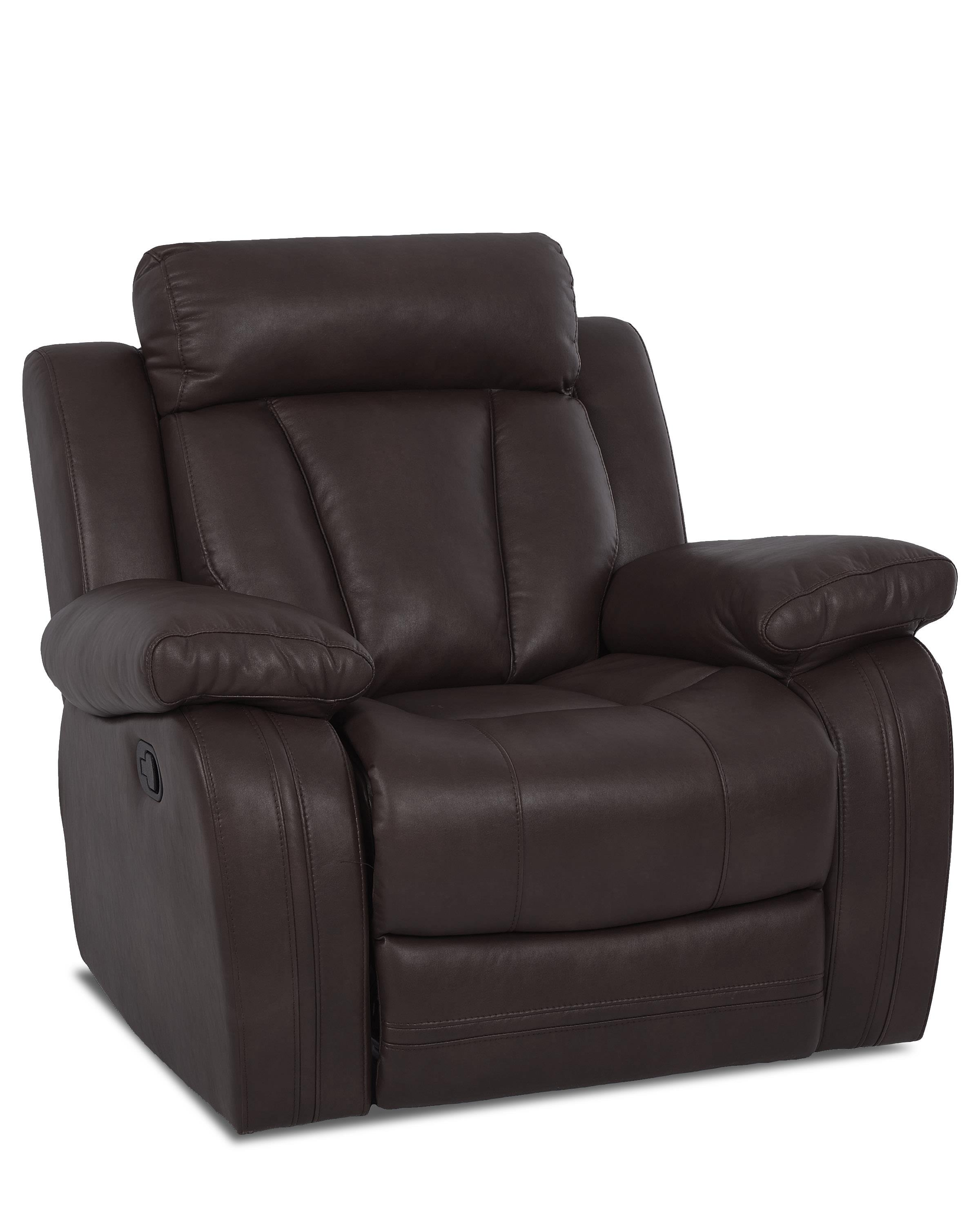 Atticus-US Power Reclining Chair by Klaussner International at Lagniappe Home Store