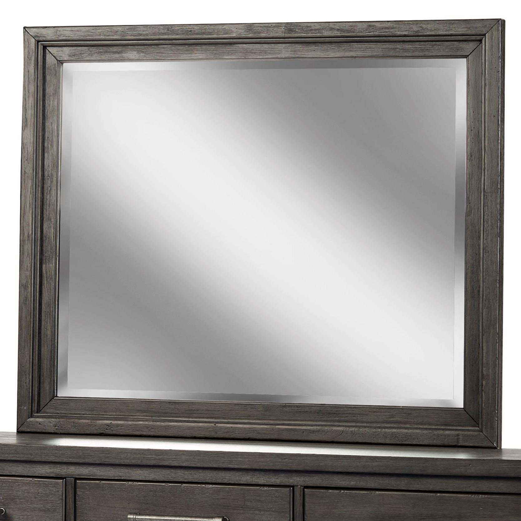 Burbank Mirror by Klaussner International at Northeast Factory Direct
