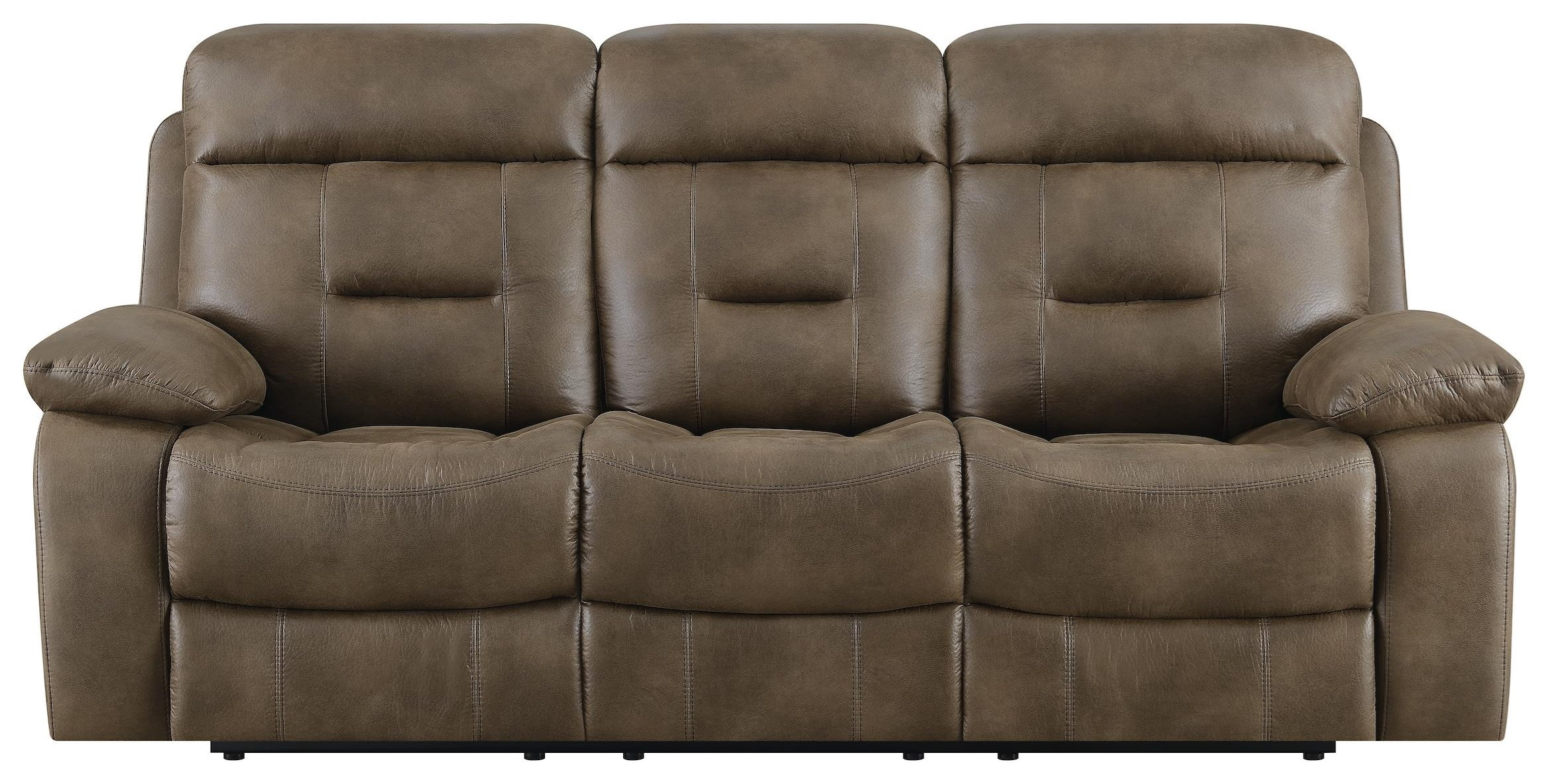 Cano Reclining Sofa by Klaussner International at Beck's Furniture