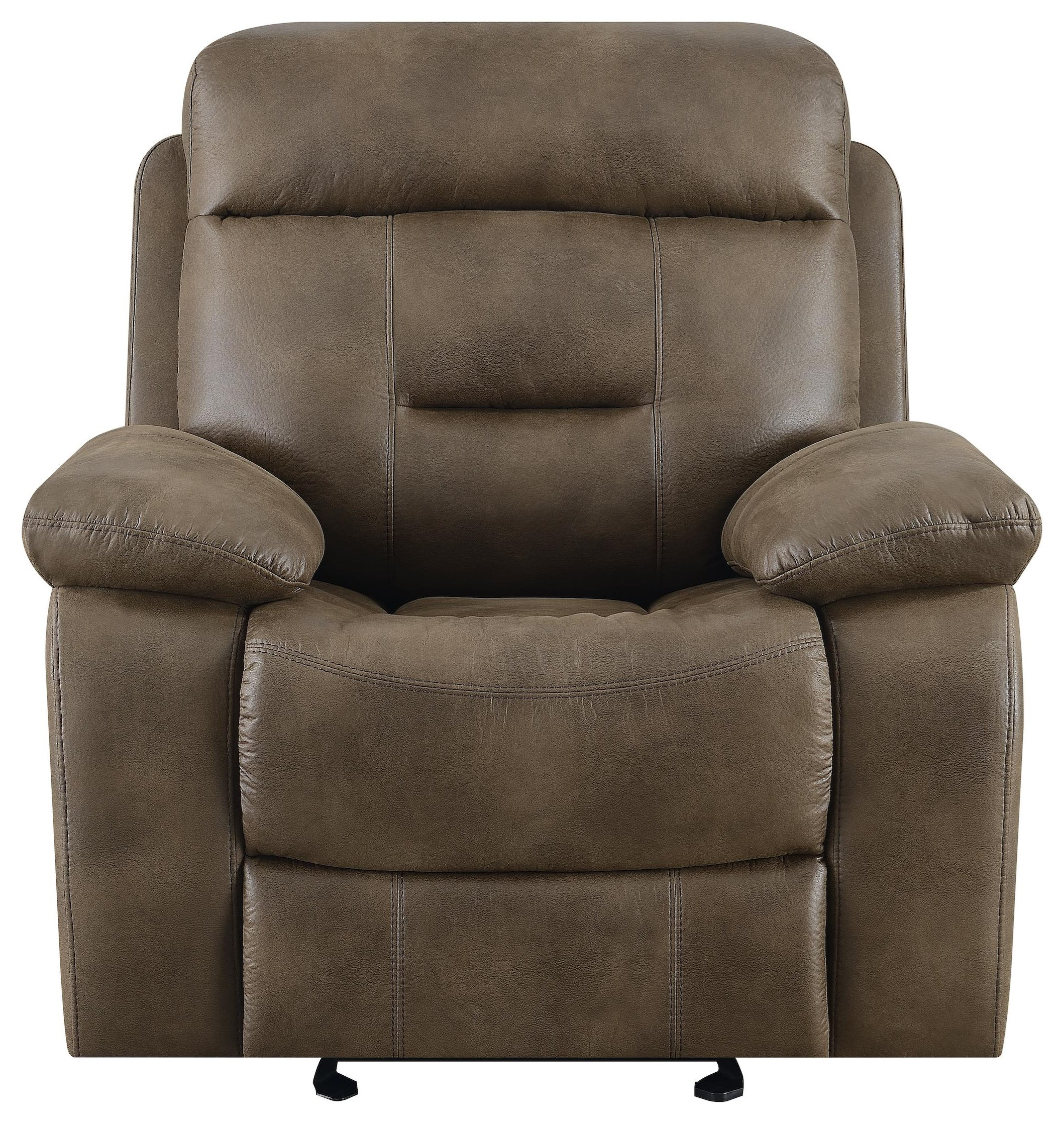 Cano Reclining Chair by Klaussner International at Beck's Furniture