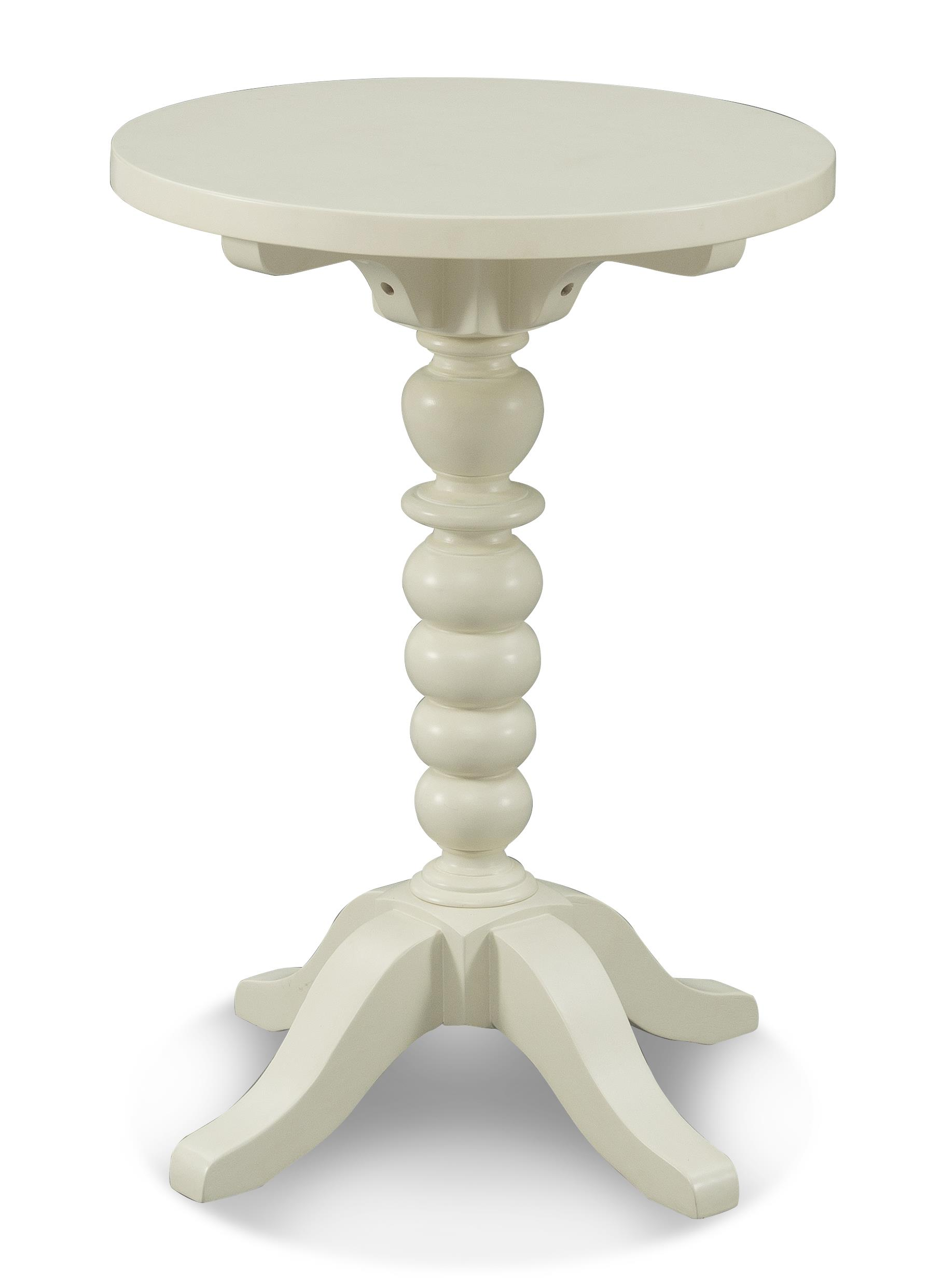 Emerson End Table by Klaussner International at Northeast Factory Direct