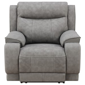 Power Reclining Chair with Power Tilt Headrest and USB Port