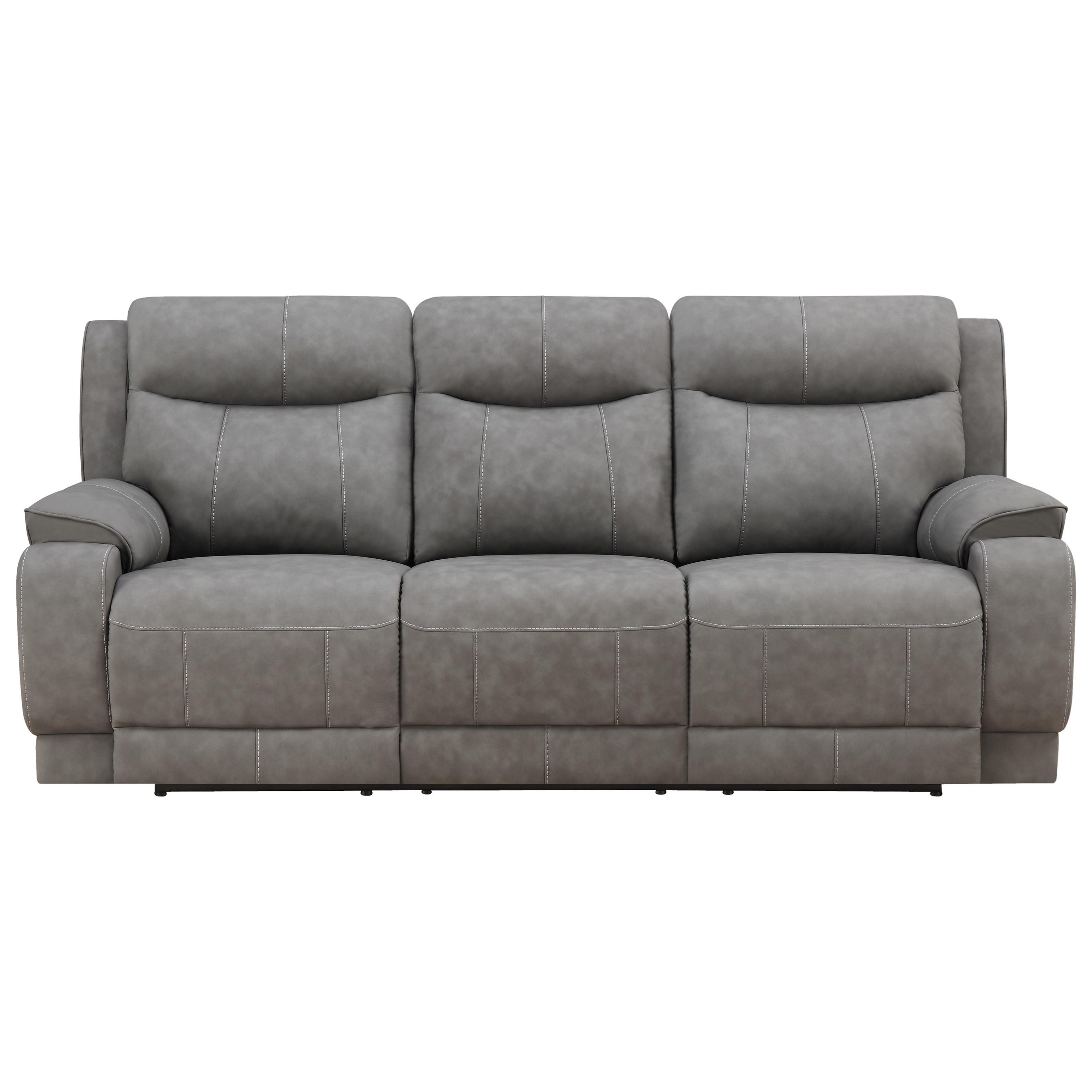 Humphrey-US Power Reclining Sofa by Klaussner International at Northeast Factory Direct