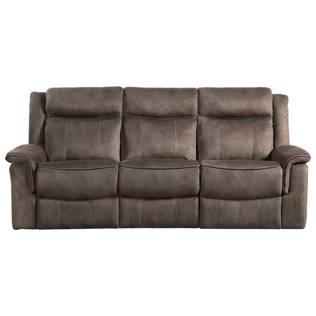 Kisner Reclining Sofa at Walker's Furniture