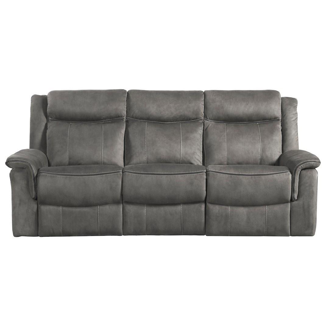 Kisner-US Reclining Sofa by Klaussner International at Northeast Factory Direct