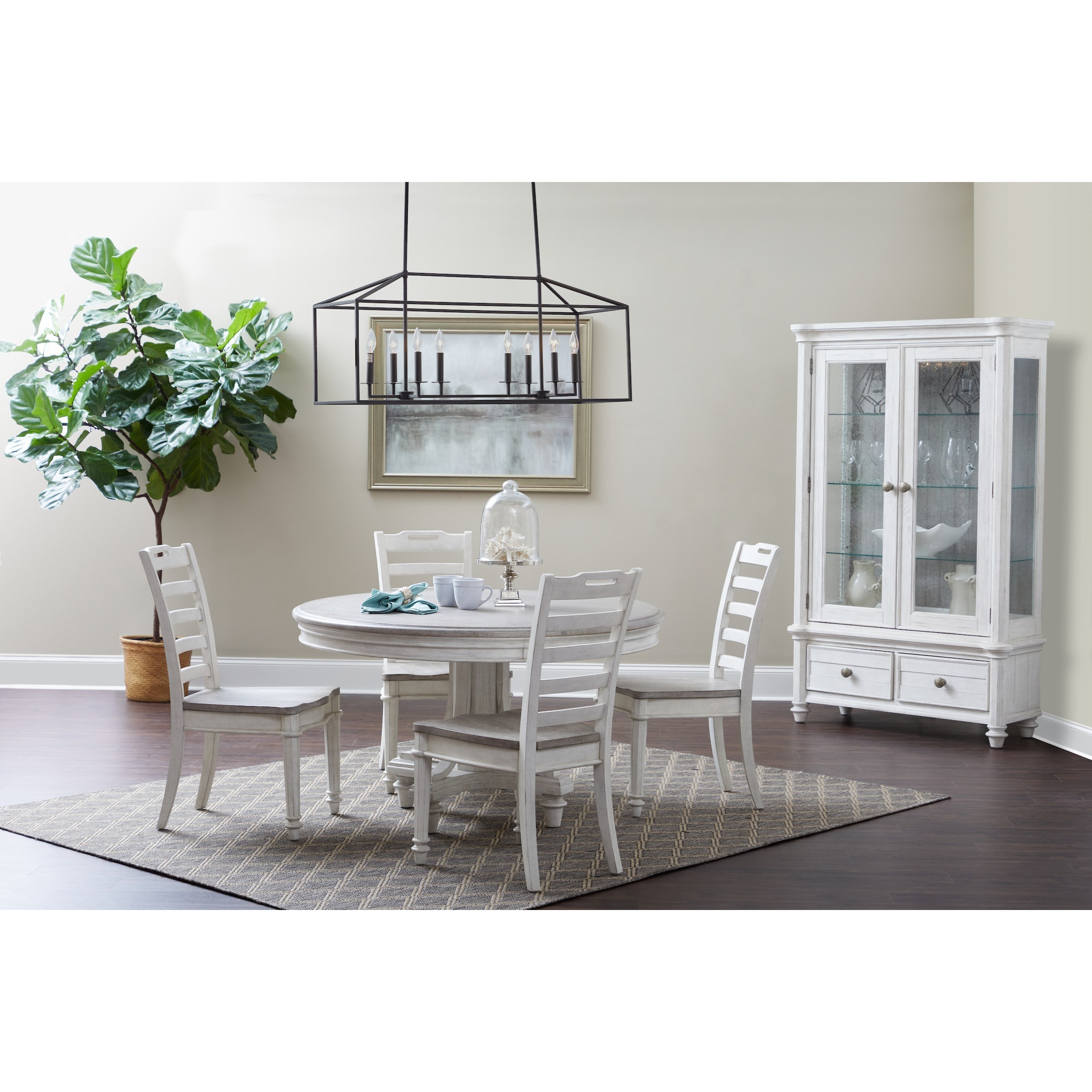 Maribelle Casual Dining Room Group by Klaussner International at Northeast Factory Direct
