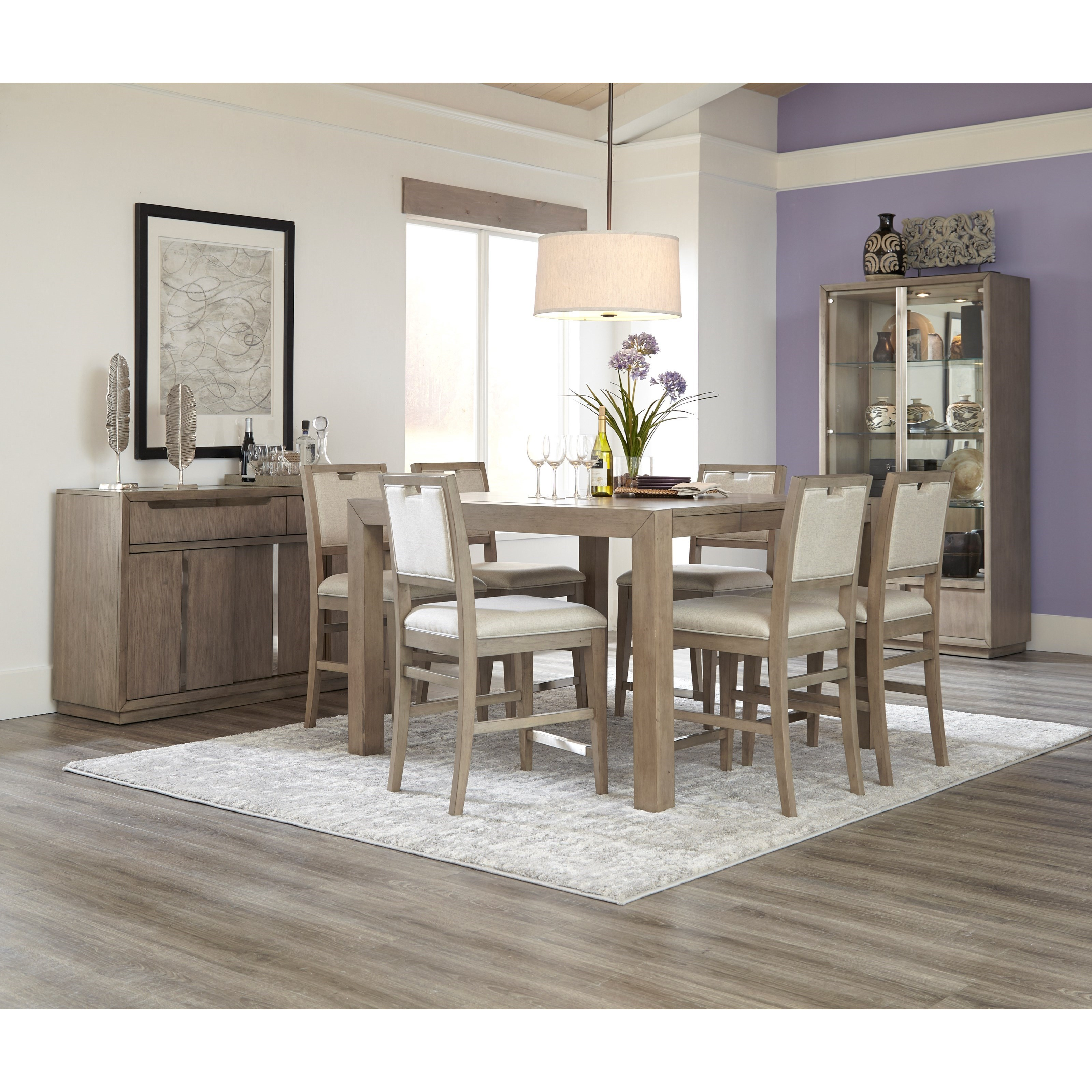 Melbourne Dining Room Group by Klaussner International at Catalog Outlet