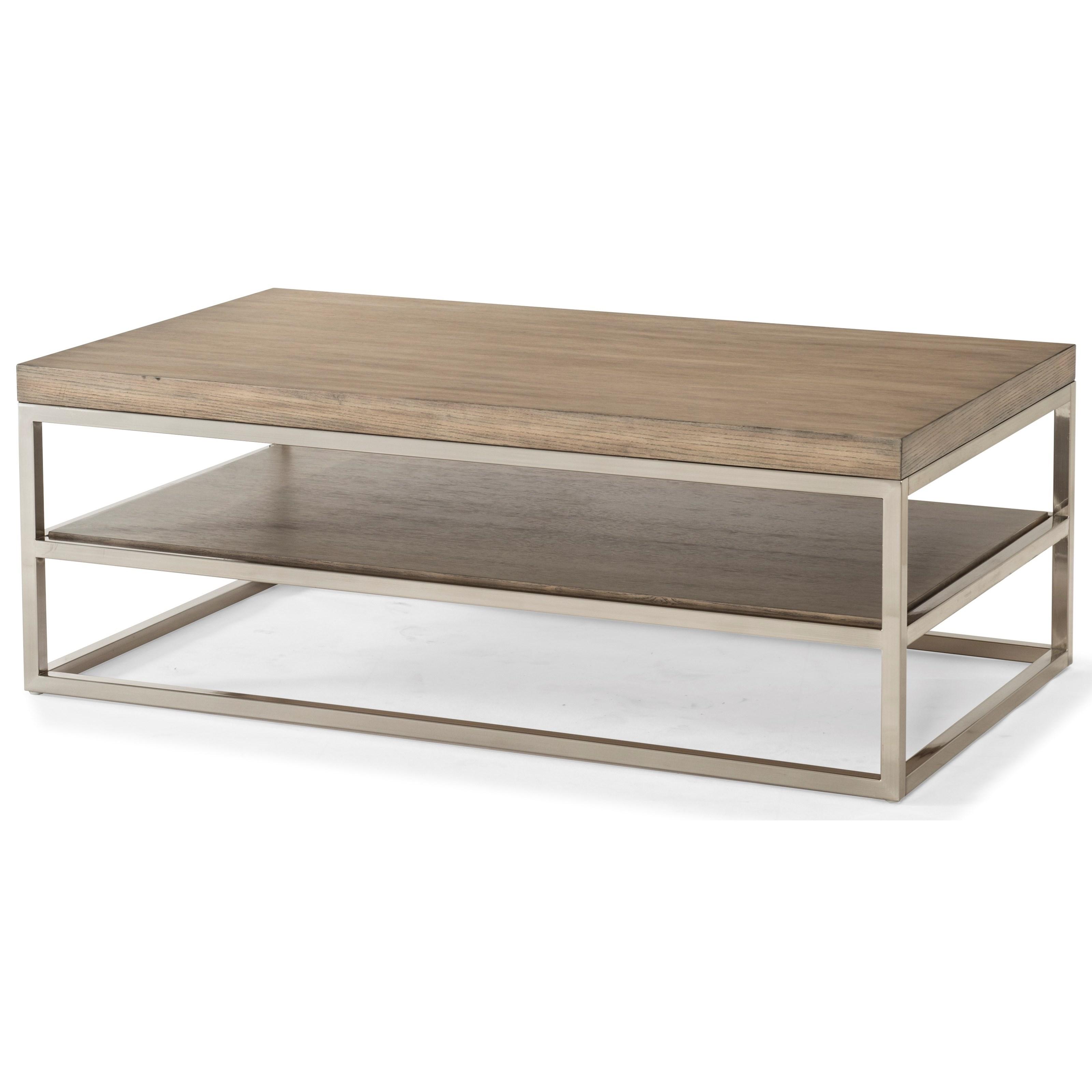 Melbourne Cocktail Table by Klaussner International at HomeWorld Furniture
