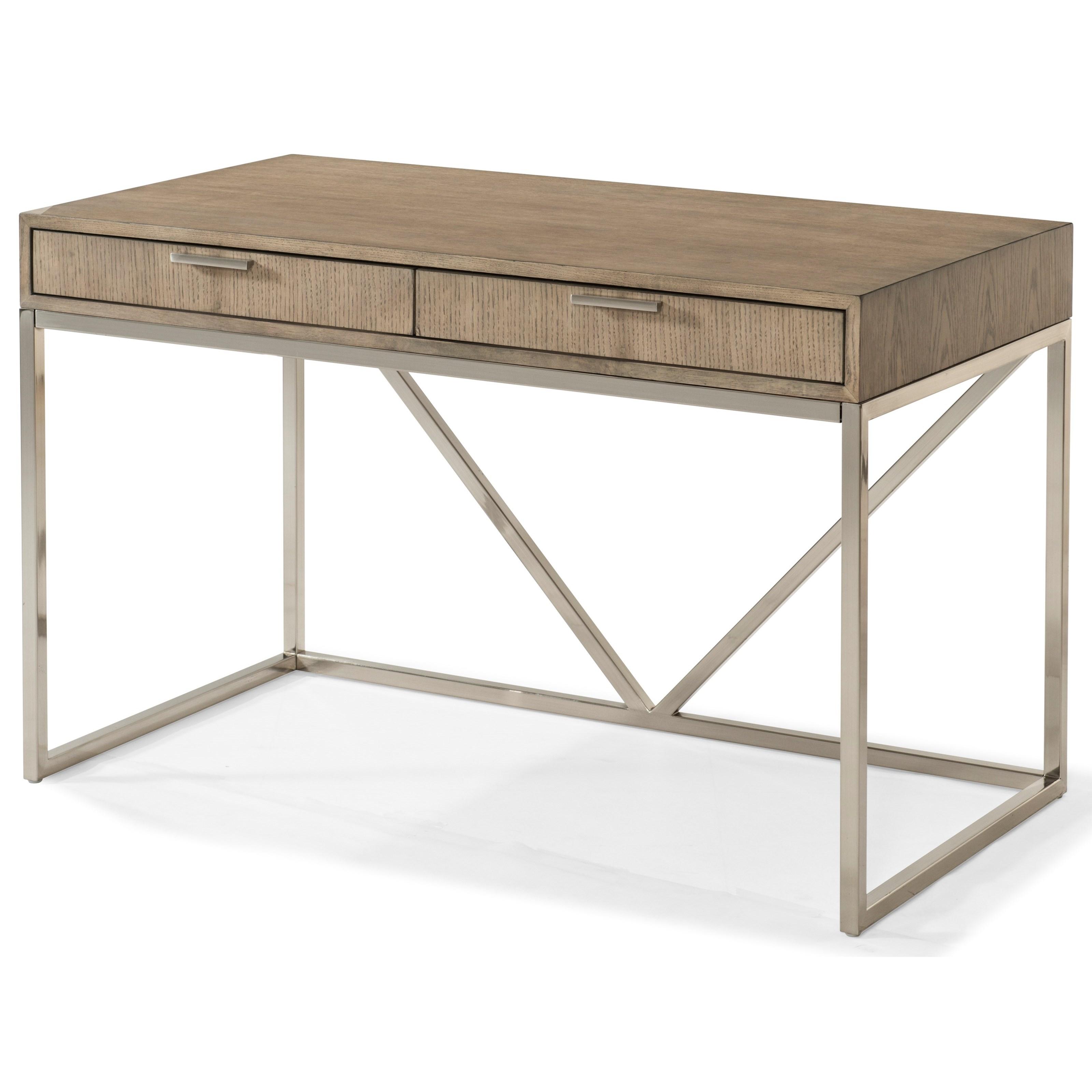 Melbourne Desk by Klaussner International at HomeWorld Furniture
