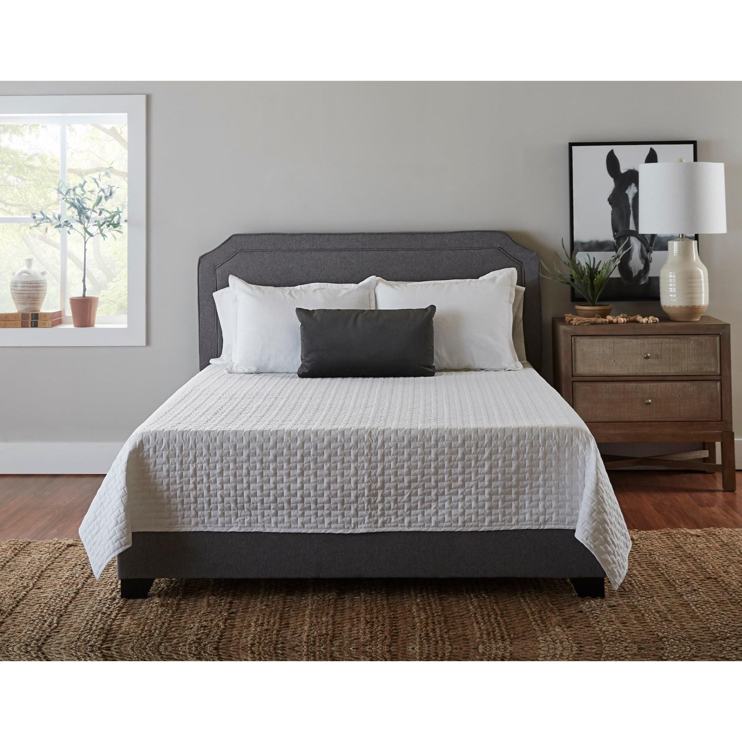 Possibilities - 294 King Upholstered Bed by Klaussner International at Pilgrim Furniture City