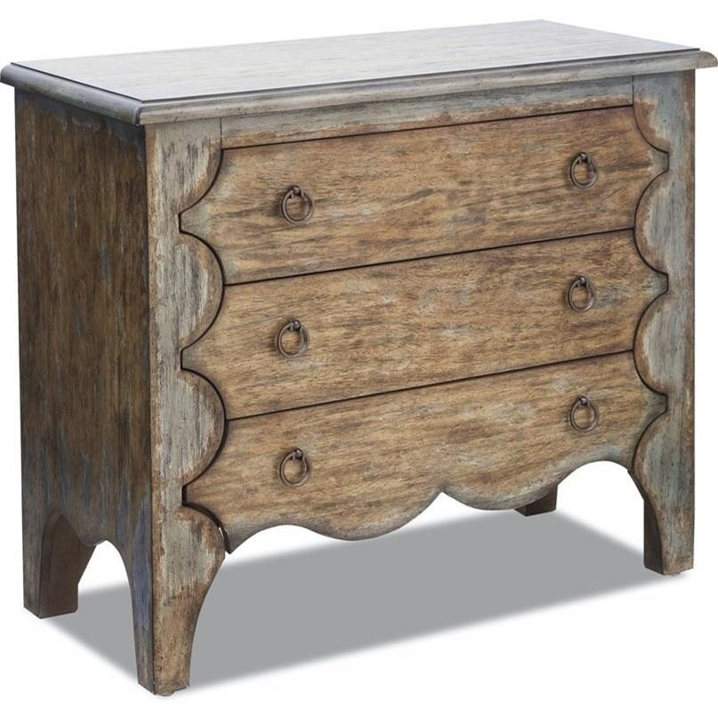 Possibilities - Accent Chests Cabinet by Klaussner International at Northeast Factory Direct