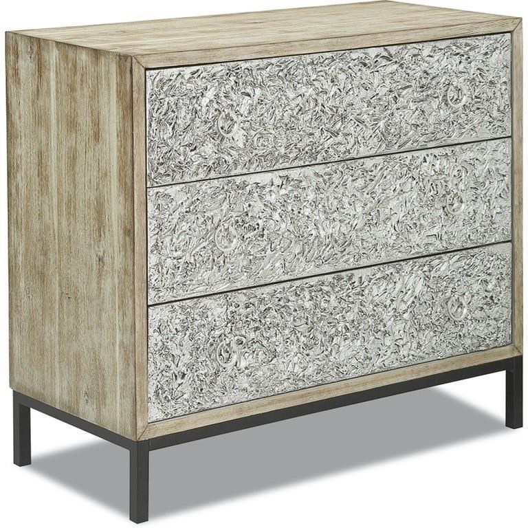 Possibilities - Accent Chests Cabinet by Klaussner International at Powell's Furniture and Mattress