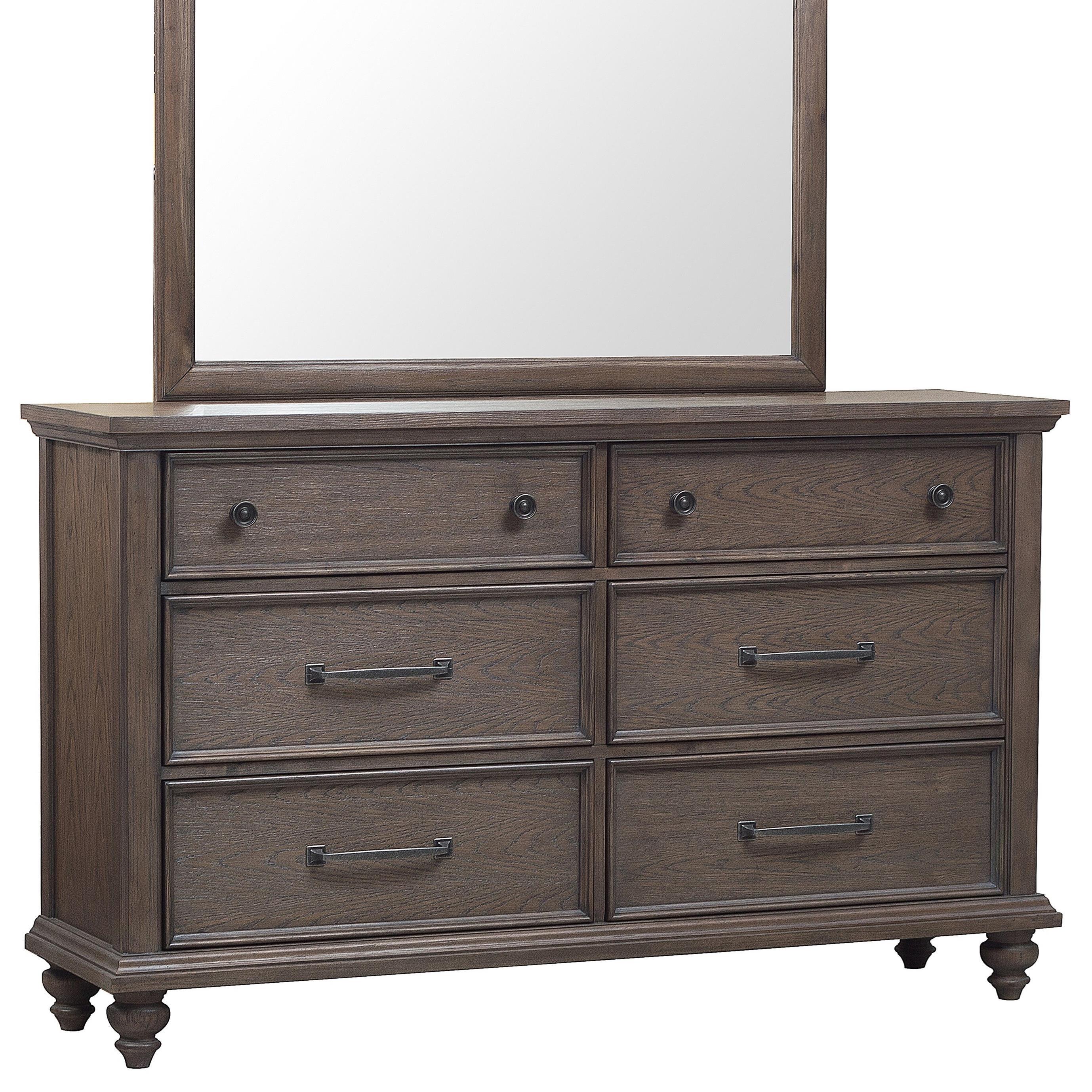 Richmond Dresser by Klaussner International at Catalog Outlet