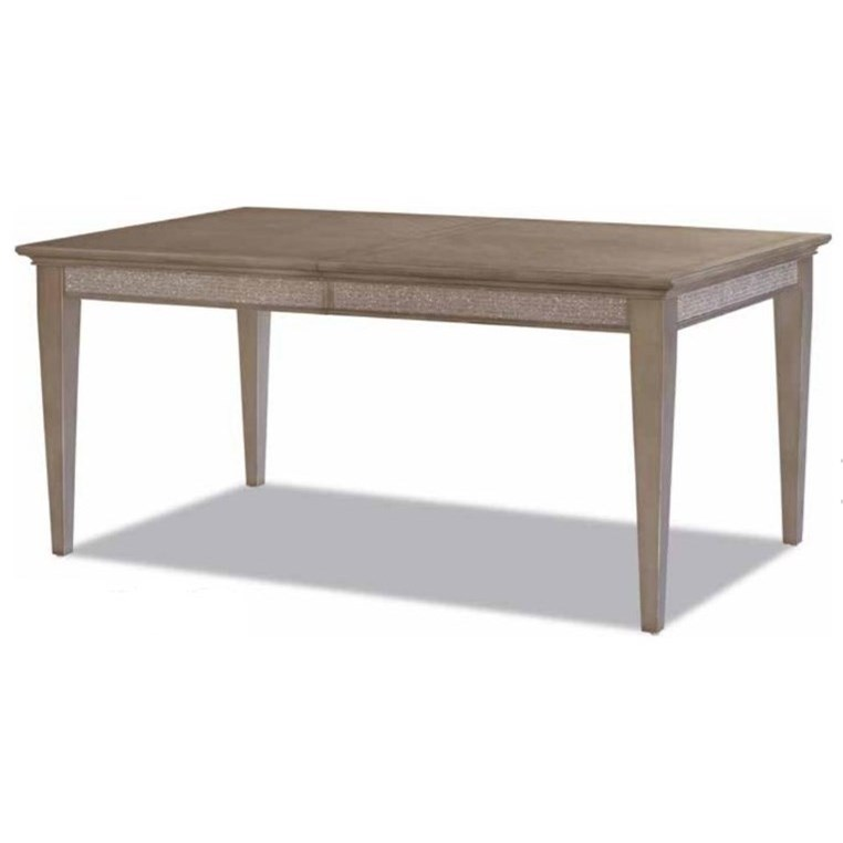 Sophia Dining Room Table by Klaussner International at Northeast Factory Direct
