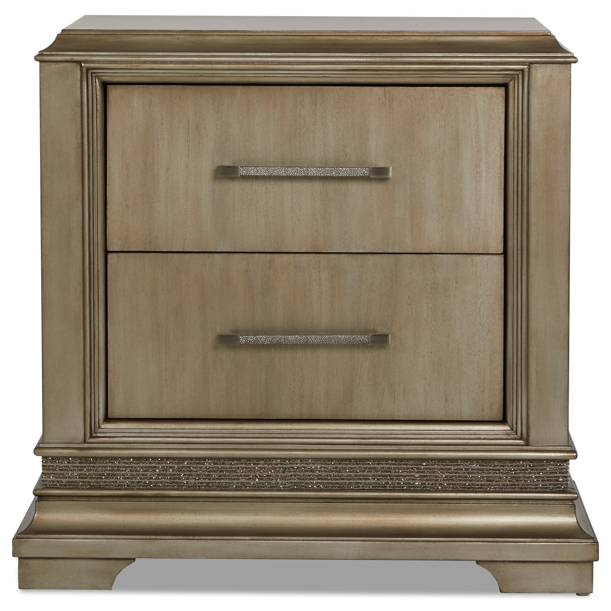 Sophia Nightstand by Klaussner International at Northeast Factory Direct