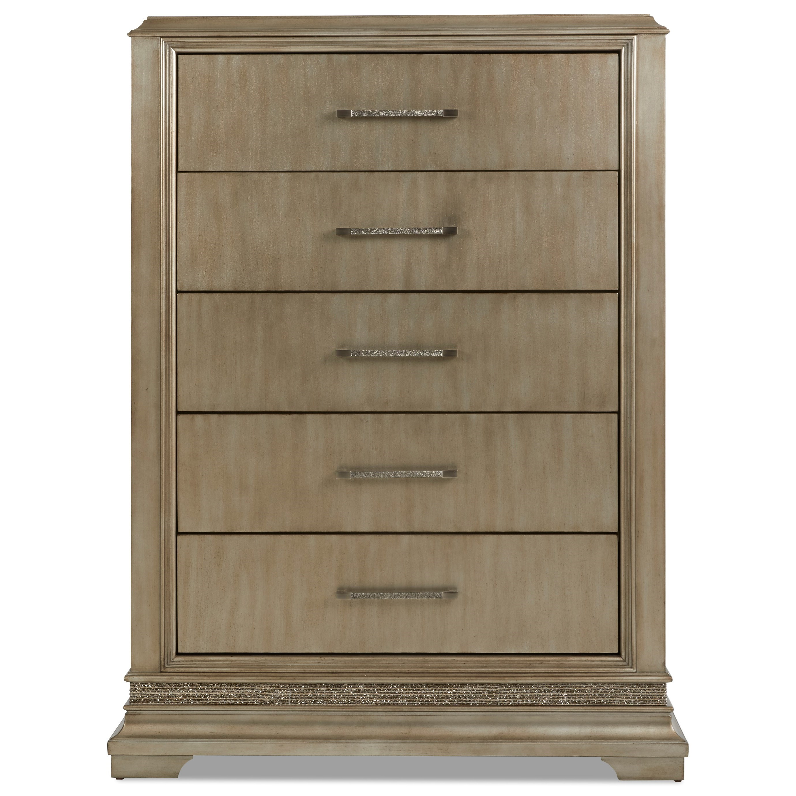 Sophia Drawer Chest by Klaussner International at Beck's Furniture