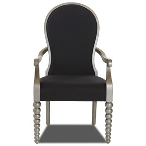 Form & Beauty Upholstered Dining Room Chair