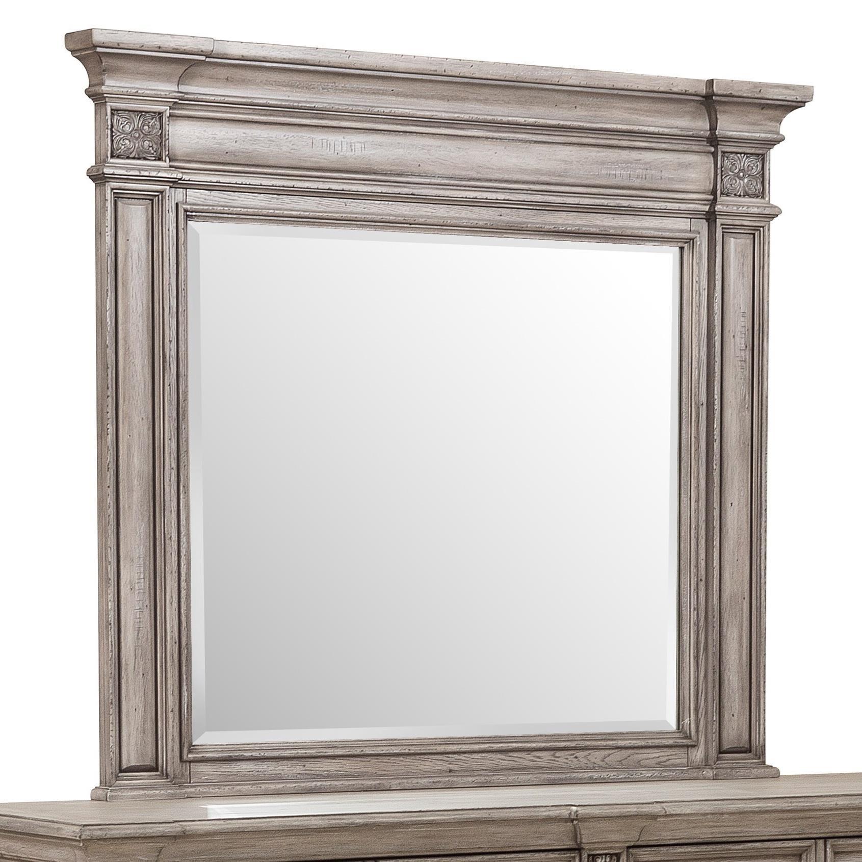 Winston Mirror at Walker's Furniture