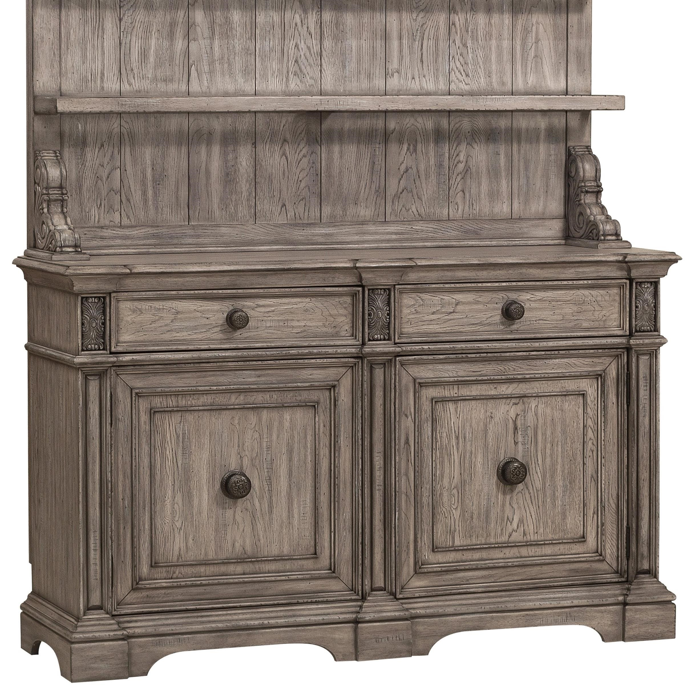 Windmere Dining Room Buffet by Klaussner International at Darvin Furniture