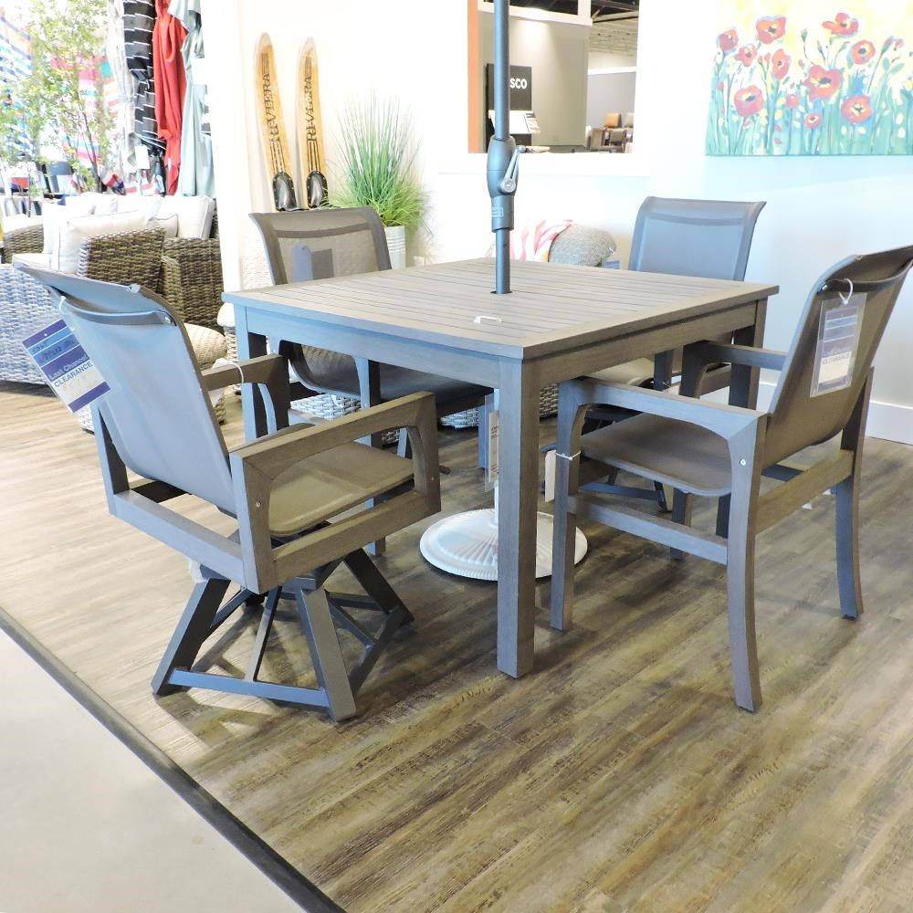 Clearance Outdoor Dining Table by Belfort Outdoor at Belfort Furniture