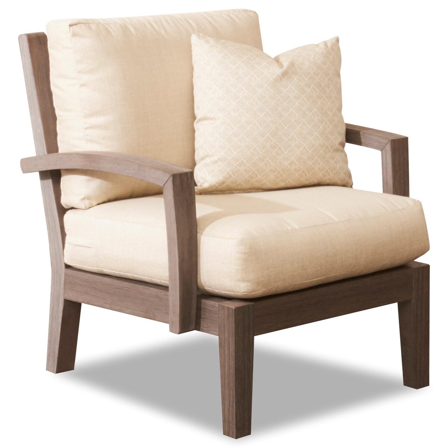 Sierra Outdoor Chair by Klaussner Outdoor at Nassau Furniture and Mattress