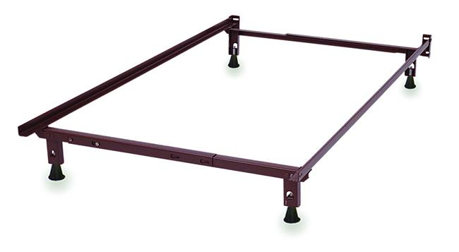 Basic Frames Basic Twin / Full Bed Frame by Knickerbocker at Walker's Furniture