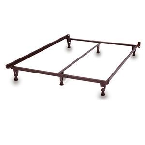 Low Profile Adjustable Bed Frame, Twin to King