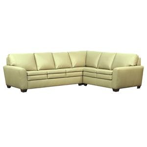 Kroehler Lifespaces (A) Adrian Sectional