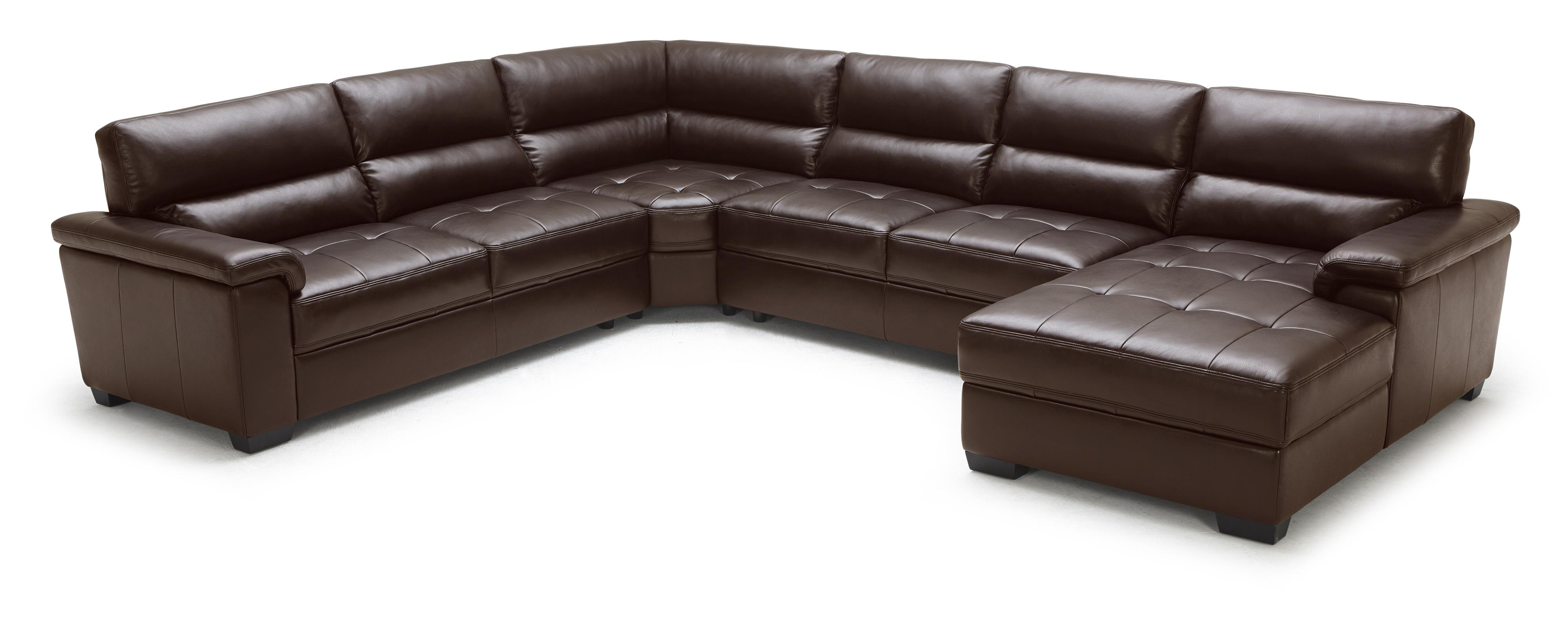 1908 Contemporary Sectional Sofa at Becker Furniture