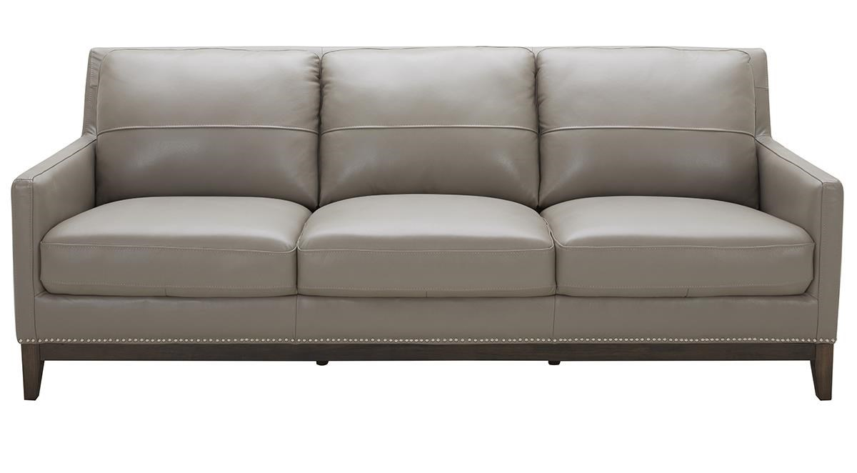 Rachel Leather Sofa by Urban Evolution at Belfort Furniture