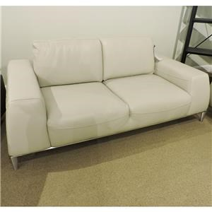 Loveseat With Moveable Back