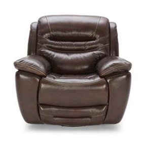 Casual Power Recliner with USB Charging Port