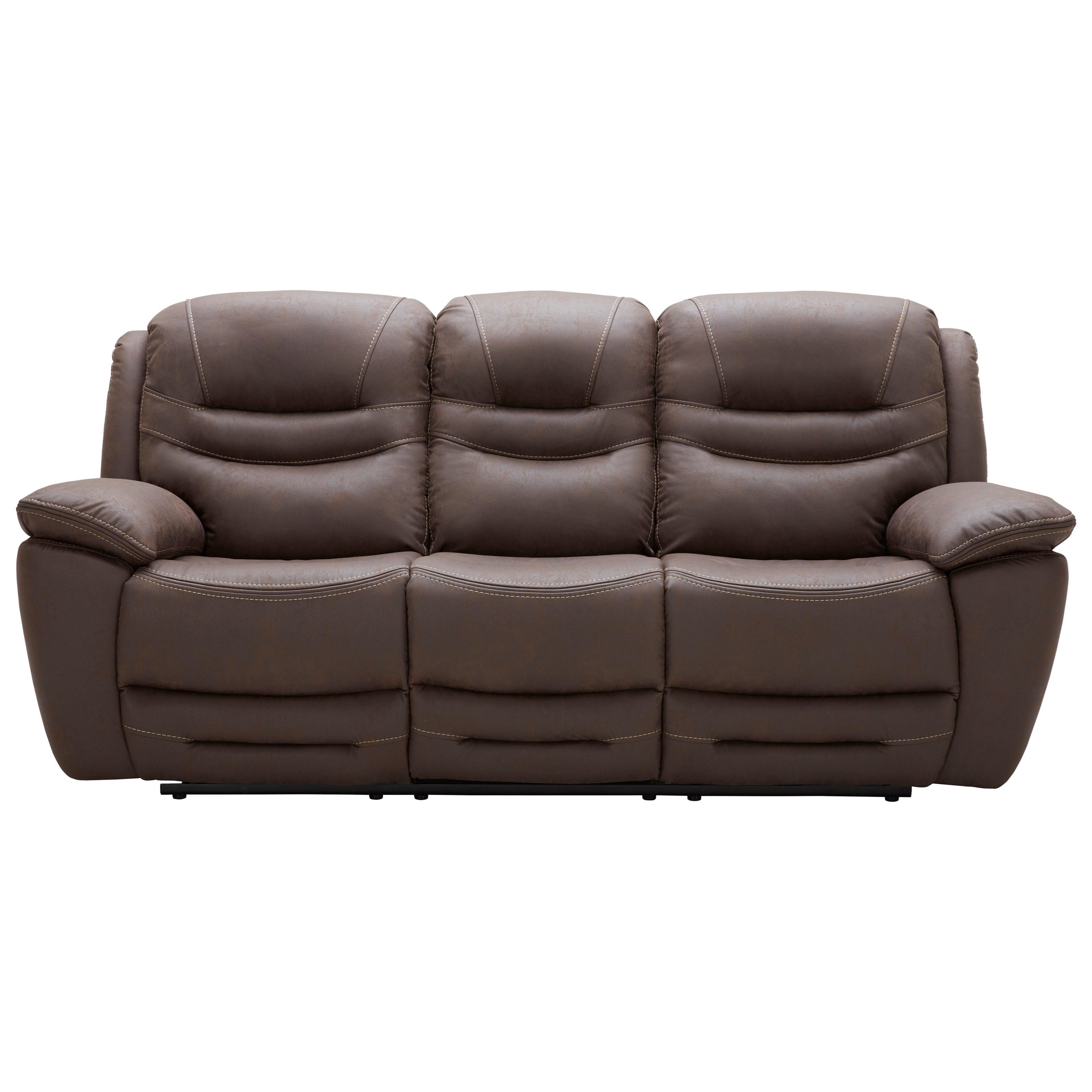 Shaffer Reclining Sofa by K.C. at Walker's Furniture
