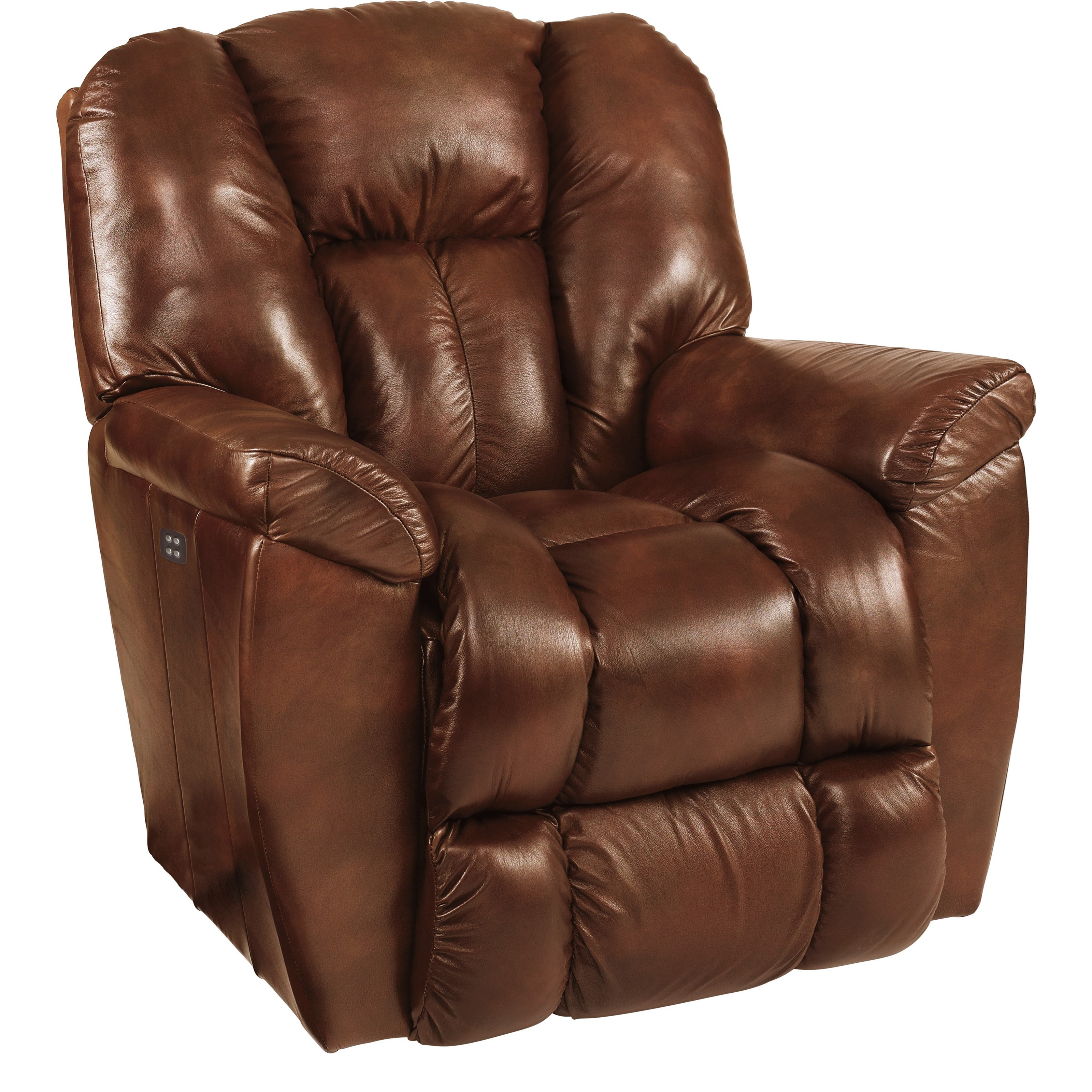 Maverick Power Recliner by La-Z-Boy at VanDrie Home Furnishings