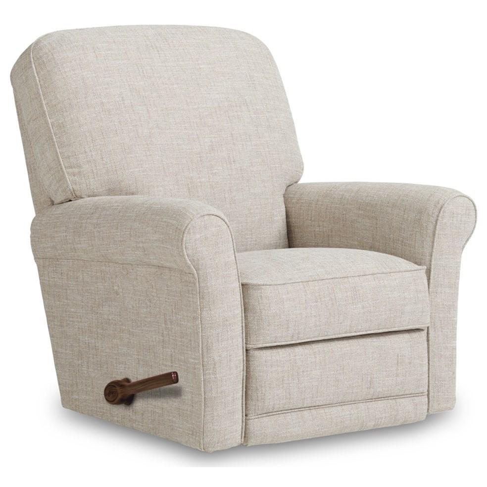 Addison RECLINA-ROCKER® Recliner by La-Z-Boy at Bennett's Furniture and Mattresses