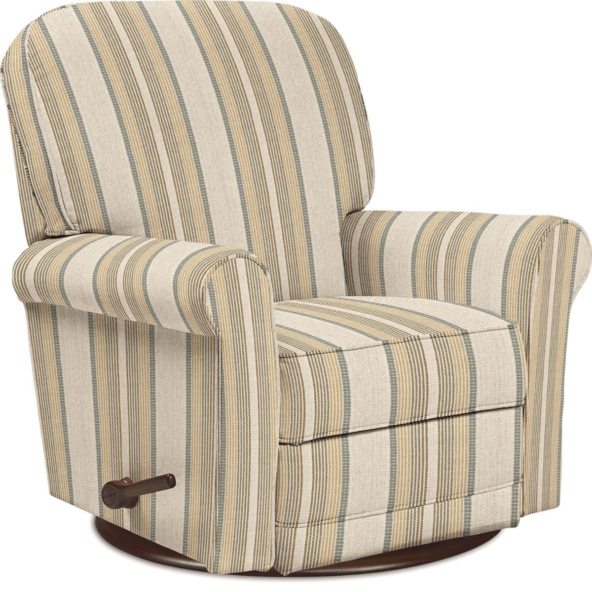Addison RECLINA-ROCKER® Recliner by La-Z-Boy at Houston's Yuma Furniture