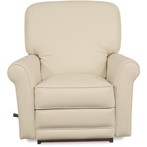 Transitional Wall-Saver Recliner