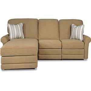 La-Z-Boy Addison 2 Pc Reclining Sectional Sofa w/ LAF Chaise