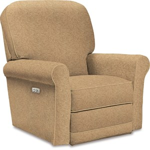 Transitional Power-Recline-XR Rocking Recliner