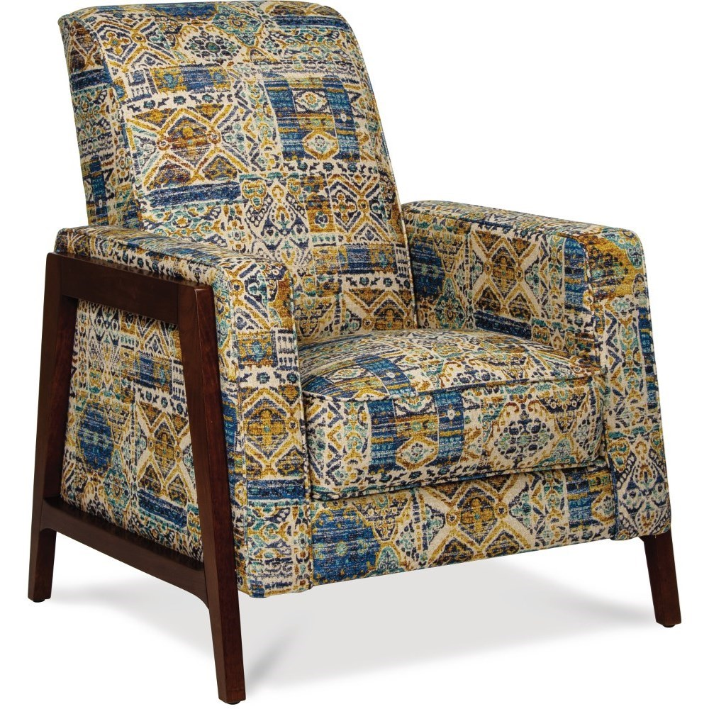 Albany Press-Back Recliner by La-Z-Boy at Bennett's Furniture and Mattresses