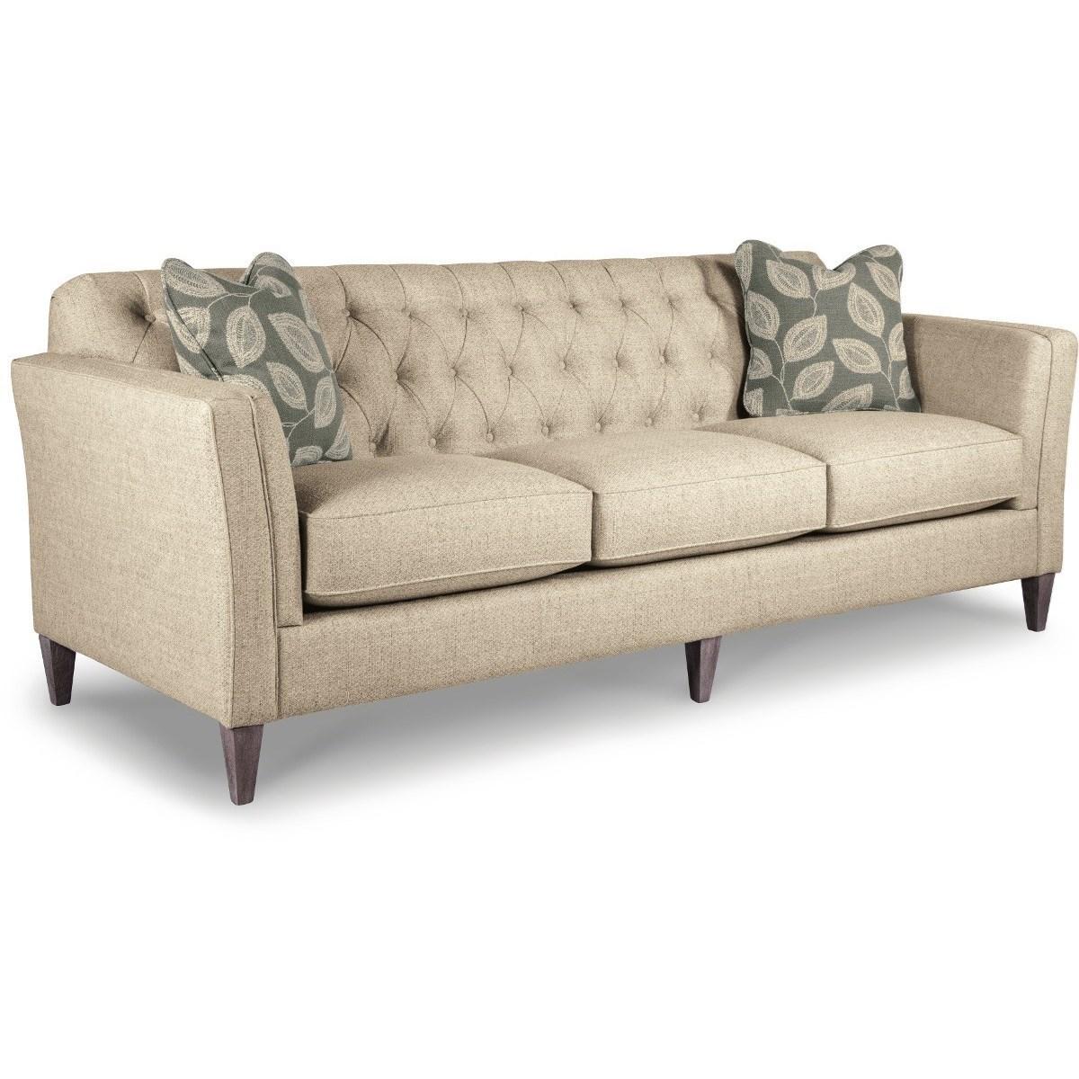 Alexandria Premier Sofa by La-Z-Boy at Houston's Yuma Furniture