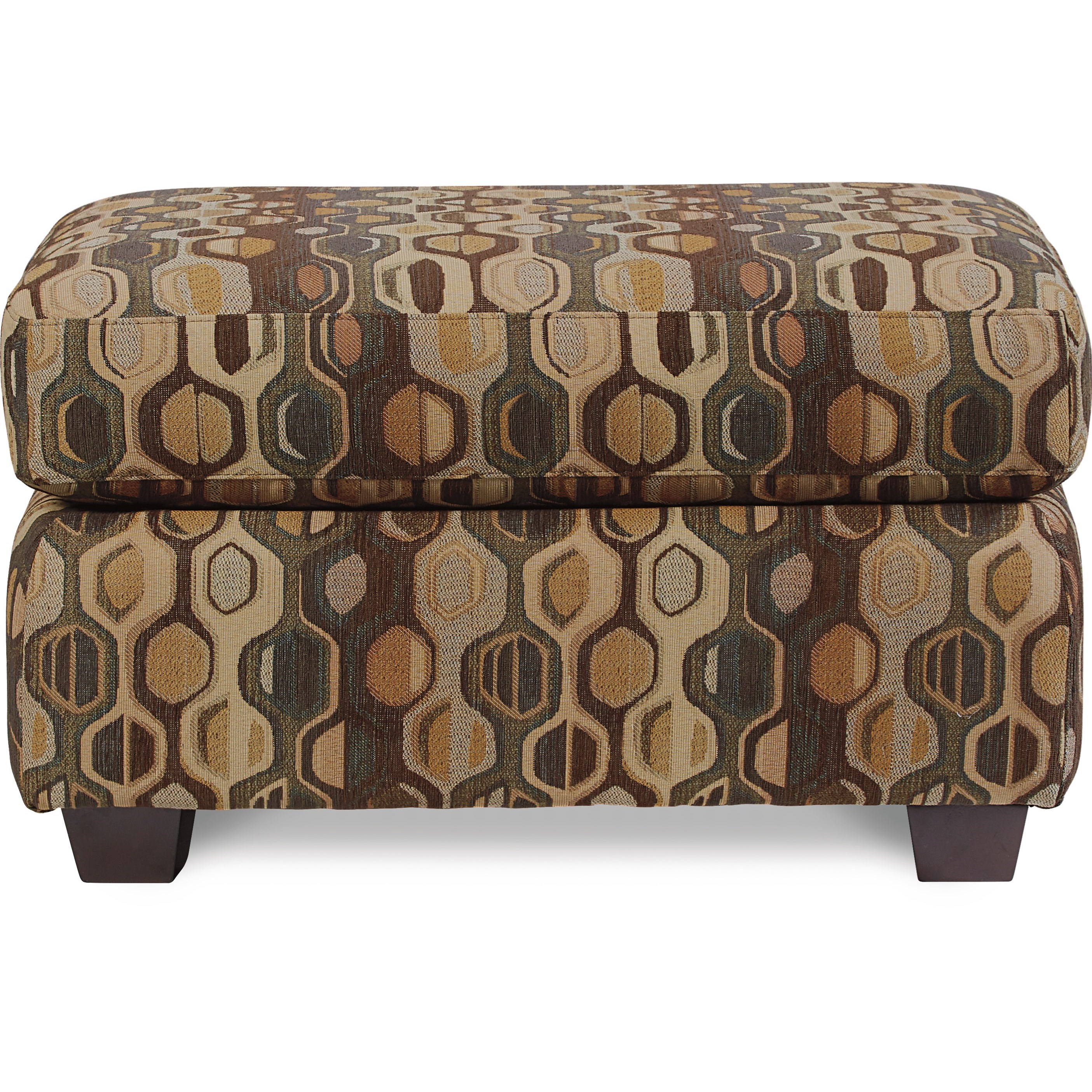 Amy Ottoman by La-Z-Boy at Bennett's Furniture and Mattresses