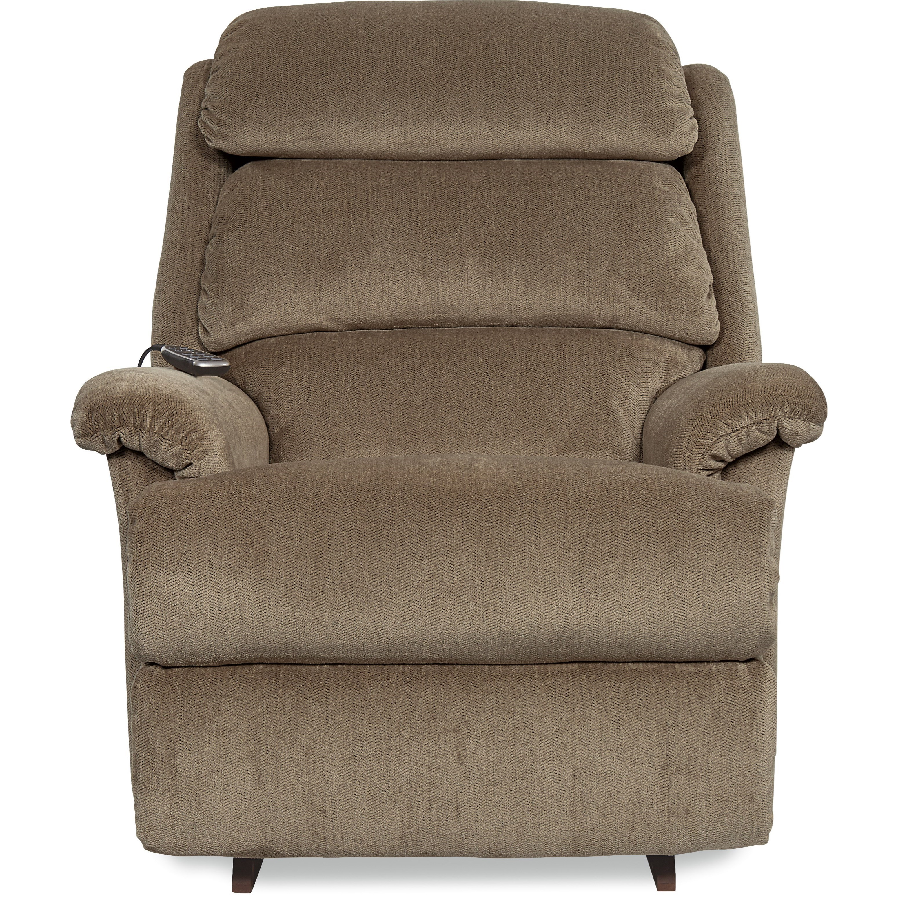Astor Power Rocking Recliner w/ Headrest by La-Z-Boy at Houston's Yuma Furniture