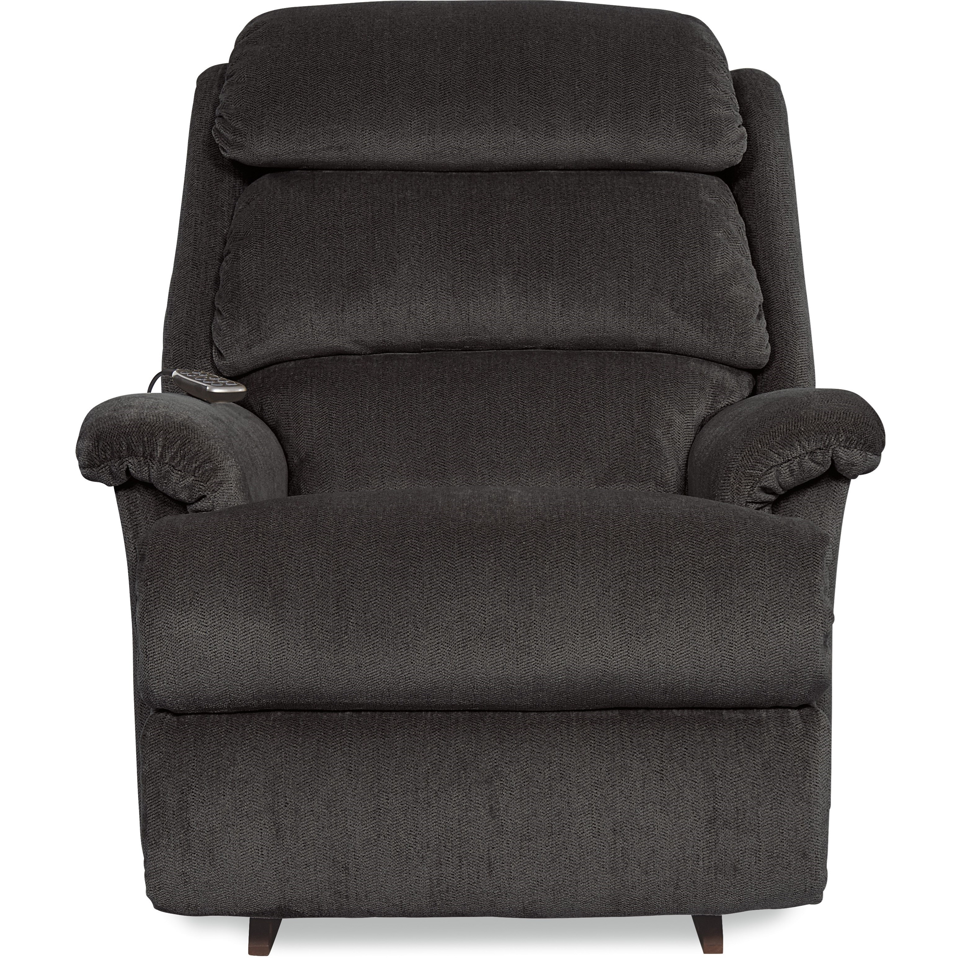 Astor Power Rocking Recliner w/ Headrest & Lumbar by La-Z-Boy at Houston's Yuma Furniture
