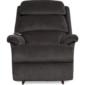 Power-Recline-XRw™+ RECLINA-WAY®Recliner with Channel-Tufted Back