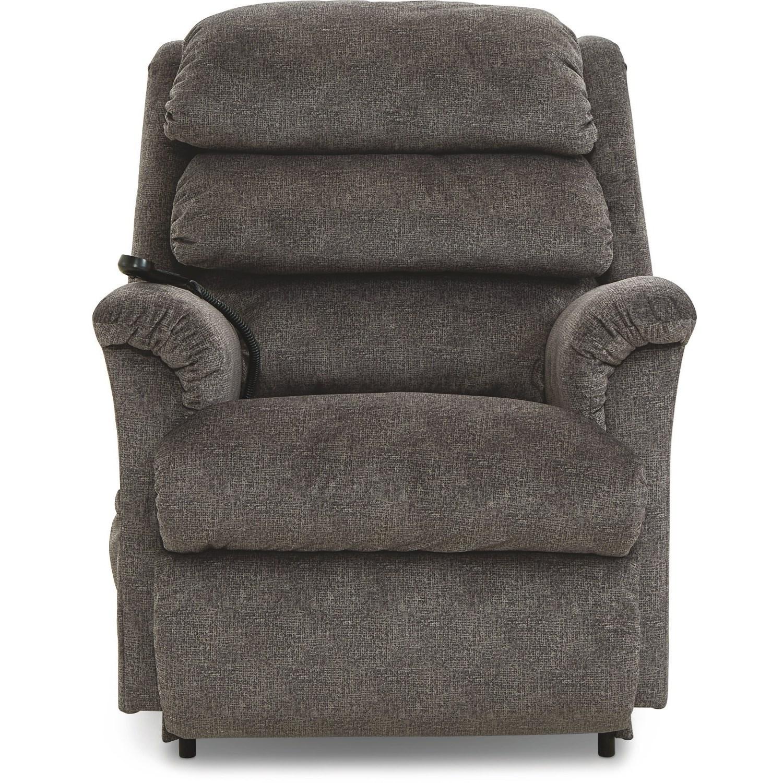 Astor Power Lift Recliner w/ Headrest & Lumbar by La-Z-Boy at Houston's Yuma Furniture