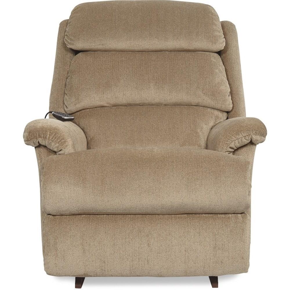 Astor Power lift Recliner w/ Massage & Heat by La-Z-Boy at Houston's Yuma Furniture