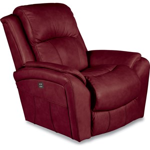 La-Z-Boy BARRETT Power-Recline-XR RECLINA-ROCKER® Recliner